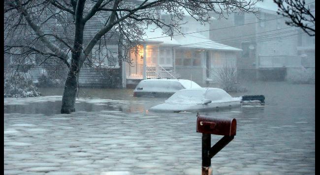 'Dangerous, Life-Threatening Storm' Headed for Boston