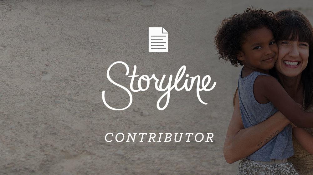 Storyline Blog Contributor