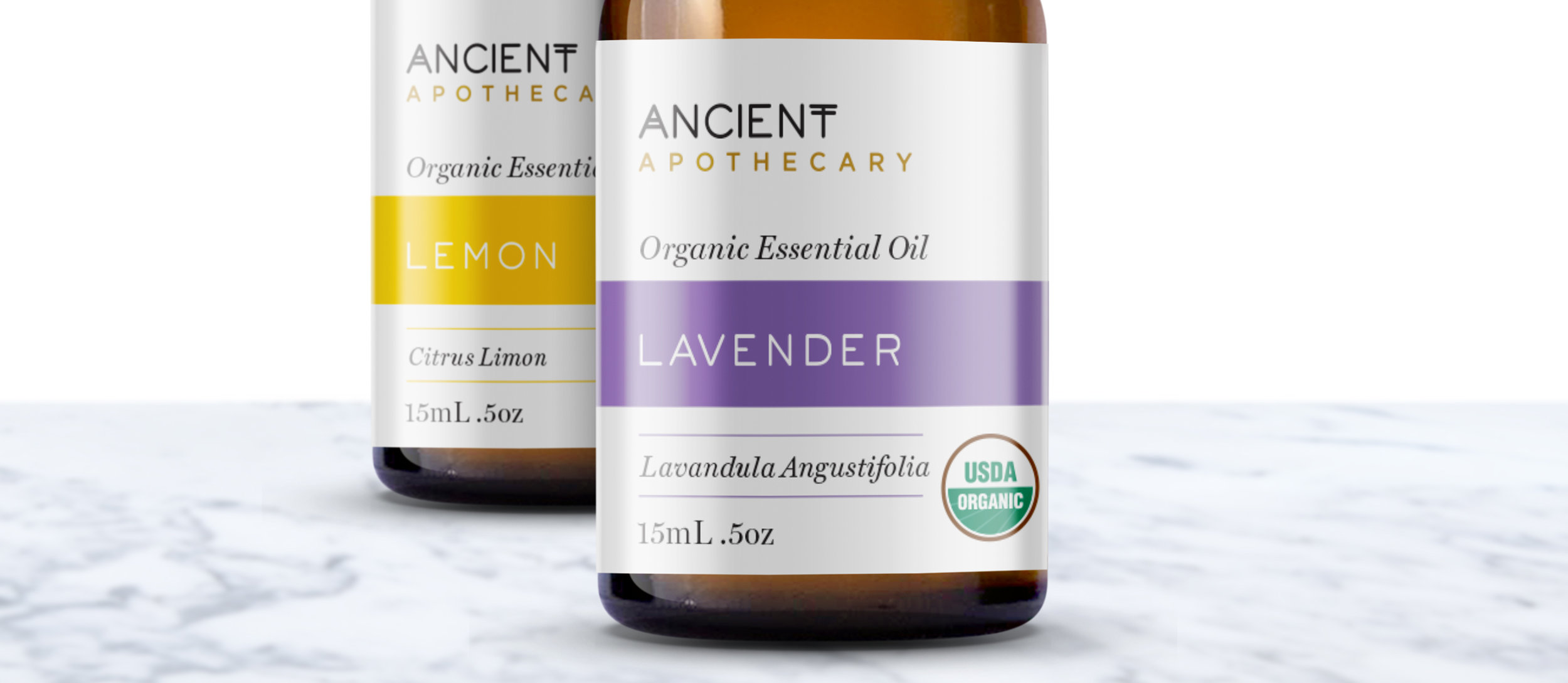 Apothecary Package Design