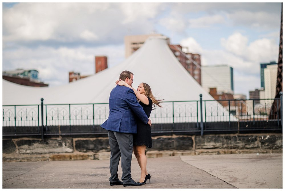 Downtown Cleveland Engagement Session_0003.jpg