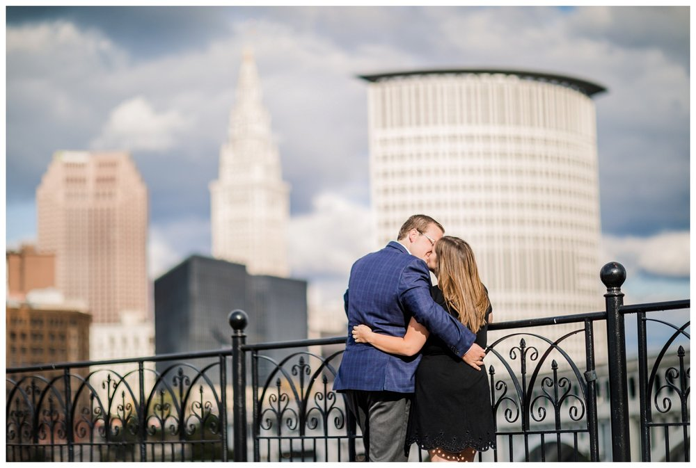 Downtown Cleveland Engagement Session_0007.jpg