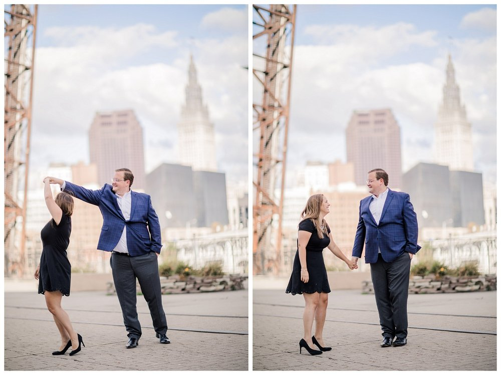 Downtown Cleveland Engagement Session_0010.jpg