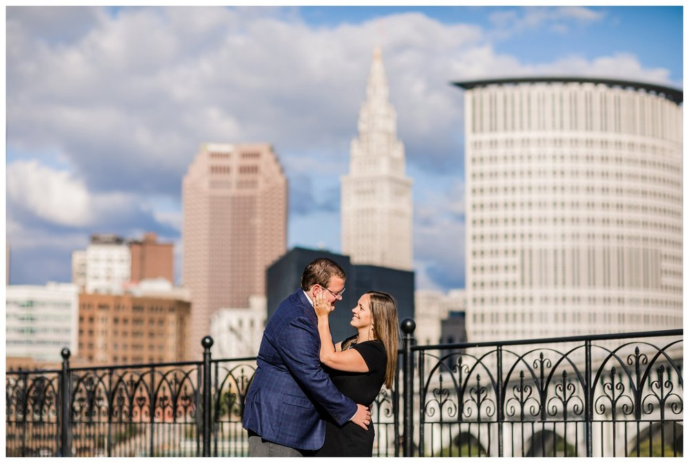 Downtown Cleveland Engagement Session_0011.jpg
