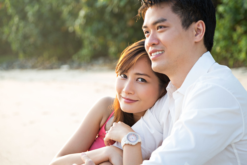 Sook Kuan & Caleb