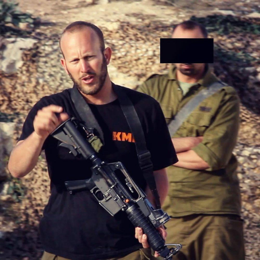 IDF Senior Instructor Ron Engelman