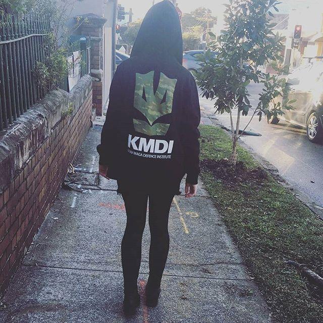 Spotted in the KMDI camo hoodie.  Regrann from @kmdisurryhills -  Love catching people on the street, looking badass in our KMDI hoodie! #represent #ganstalife #gansta #kmdi #kravmaga #streetstyle #selfdevelopment #selfdefence #fightlikeagirl #fullmetal #wurk #gurl #lit #independentwoman #checkyourself #rawr ☠️☠️☠️ - #regrann
