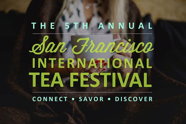 We're super super excited to be a part of the San Francisco International Tea Festival hosted at Fort Mason tomorrow! We look forward to serving up our delicious chai and meeting tea lovers!! . . . #sanfrancisco #tea #teafestival #fortmason #popupshop #popup #foodstartup #event #chai
