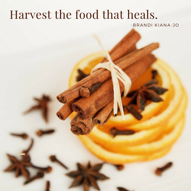 Harvest the food that heals..jpg