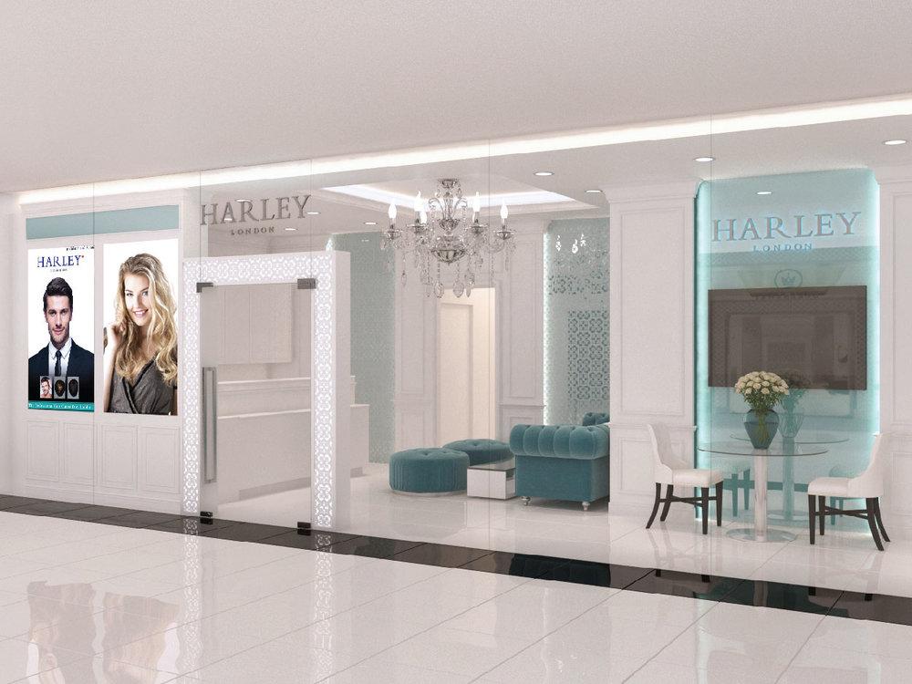 Harley St. Hair Centre (Silom Complex Branch)