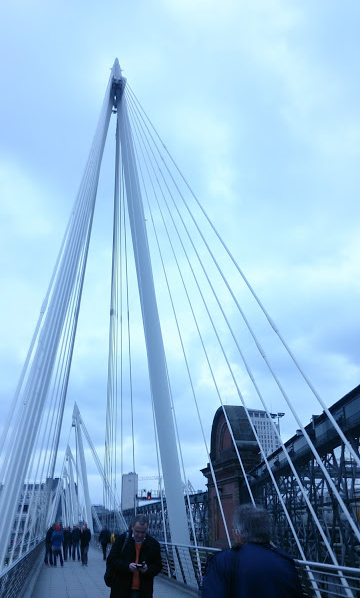 Southbank: Waterloo Bridge