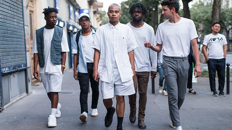 Paris mens SS17 fashion week Crista Repo