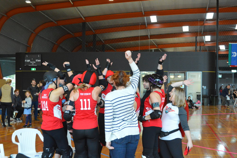 Join Us! - Are you interested in joining the Northern Beaches Roller Girls in 2019? Register below for information about joining our Fresh Meat (Beginner) intake, no experience necessary!
