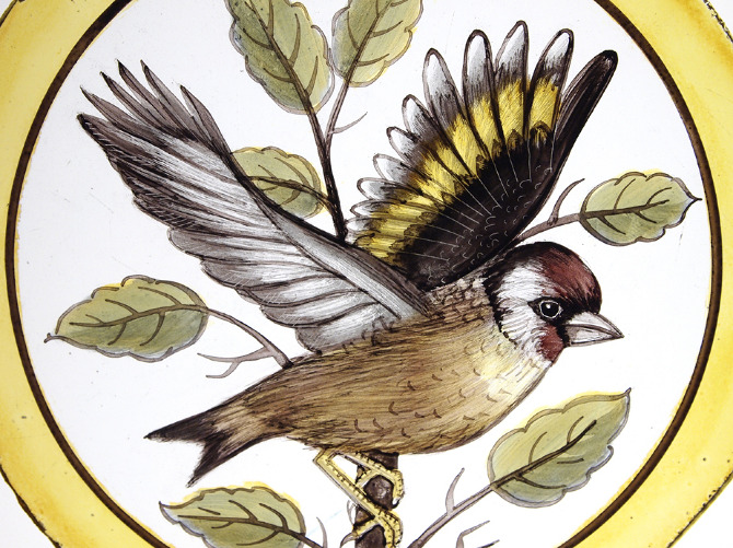 Goldfinch Roundel