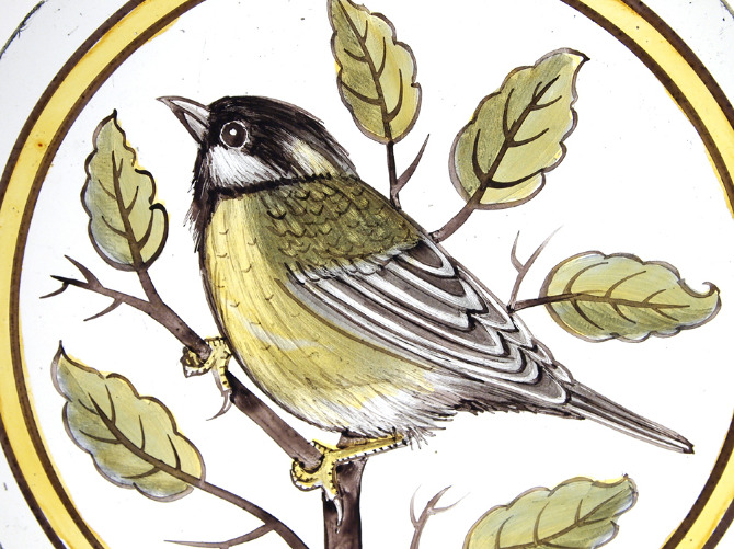 Great-tit Roundel
