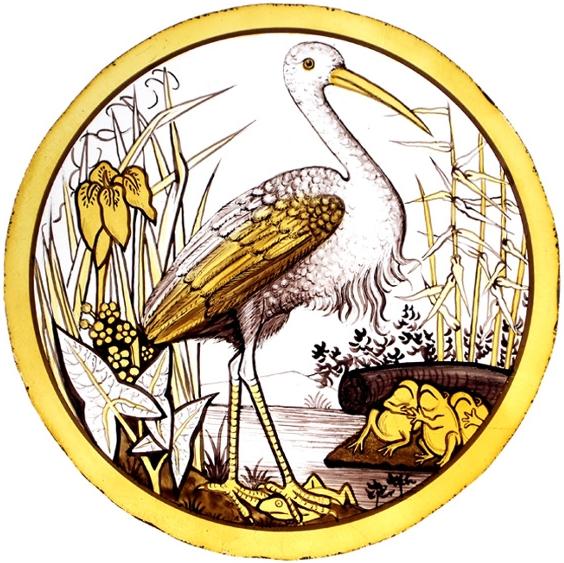 Heron Roundel