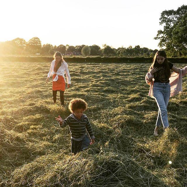 Summervibes #summer #summerevening #family #familiegezelligheid #lekkerindezon #lekkerindewei