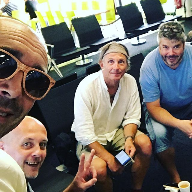 Ready for Hungarian Jazz Capital festival!!! Taking off