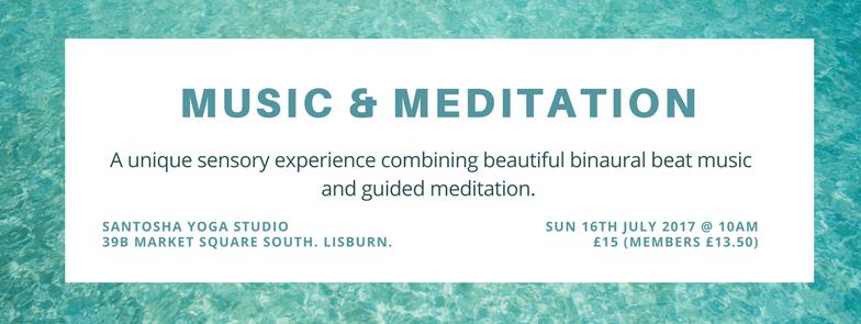 Music & Meditation