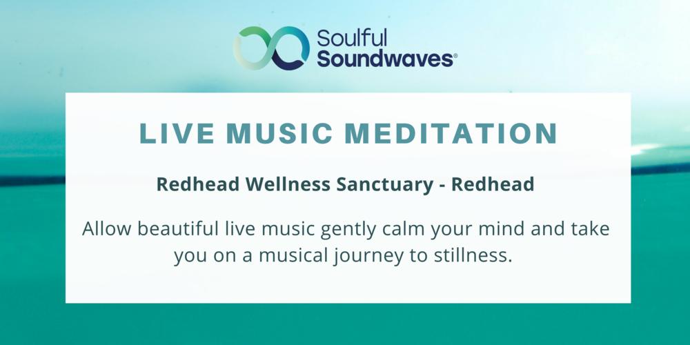 Live music meditation