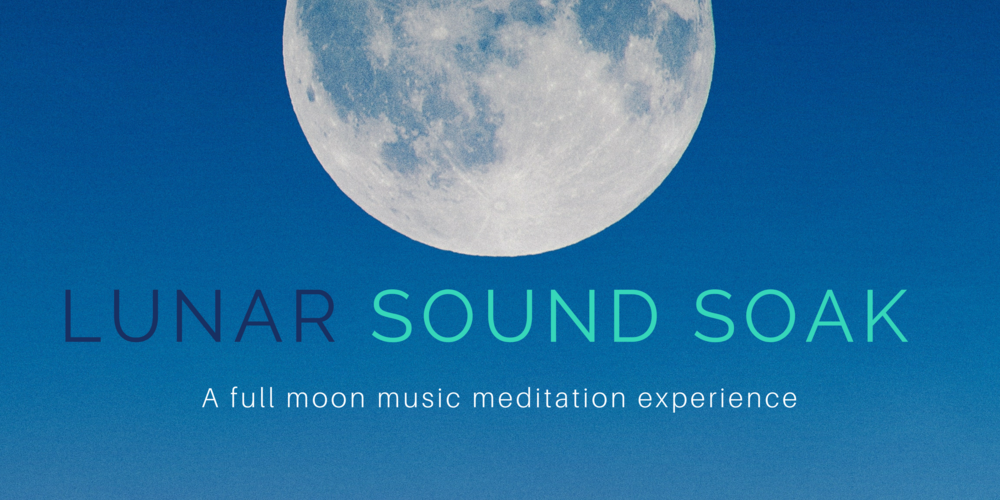 Lunar Sound Soak