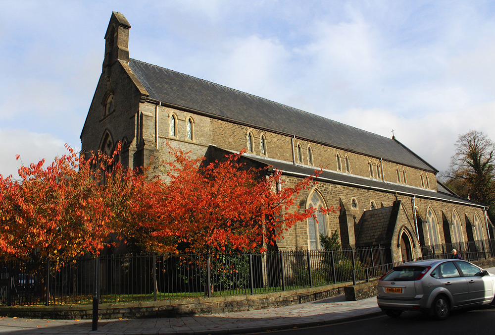 St David's parish church