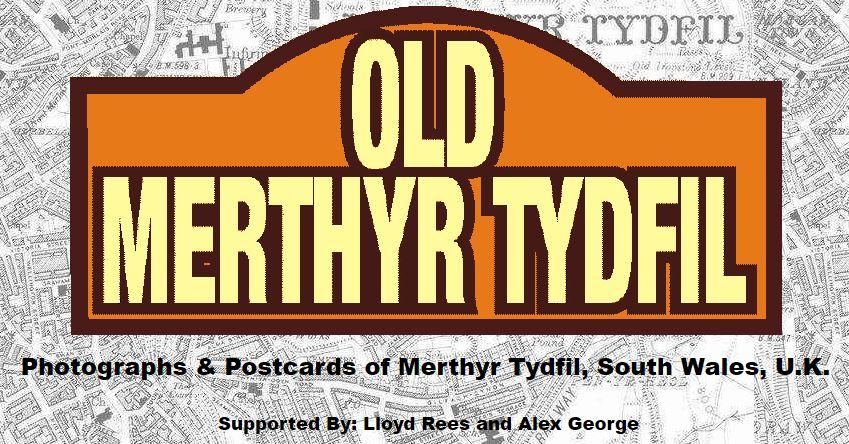 Old Merthyr Tydfil logo