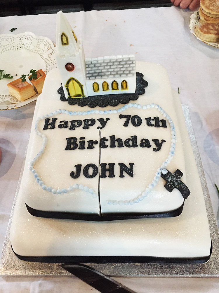 What A Week It Has Been Today Wednesday Is Special Birthday For Fr John And We Celebrated Yesterday At St Davids With Eucharist Followed By