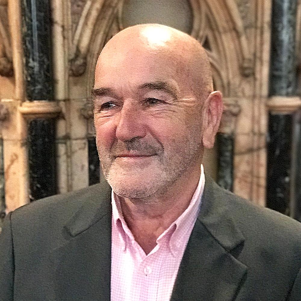 Bill Evans, Churchwarden