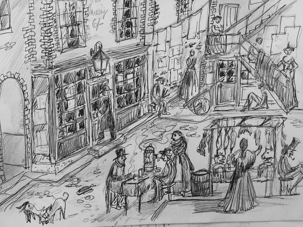 The Secret Agent - design sketch - production design - David Roger. 2 jpg.jpg