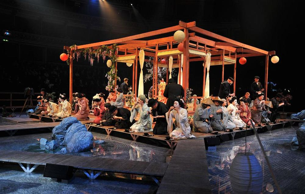 Madam Butterfly-Royal Albert Hall - David Roger production design 8.jpg