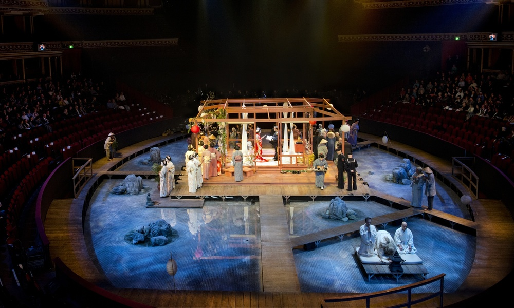 Madam Butterfly-Royal Albert Hall - David Roger production design 5.jpeg
