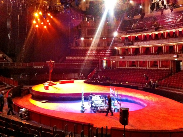 CARMEN - royal albert hall - O2 Arena - set production design - David Roger 3 .jpg