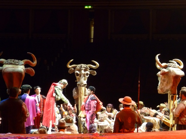 CARMEN - royal albert hall - O2 Arena - set production design - David Roger 6 .jpg