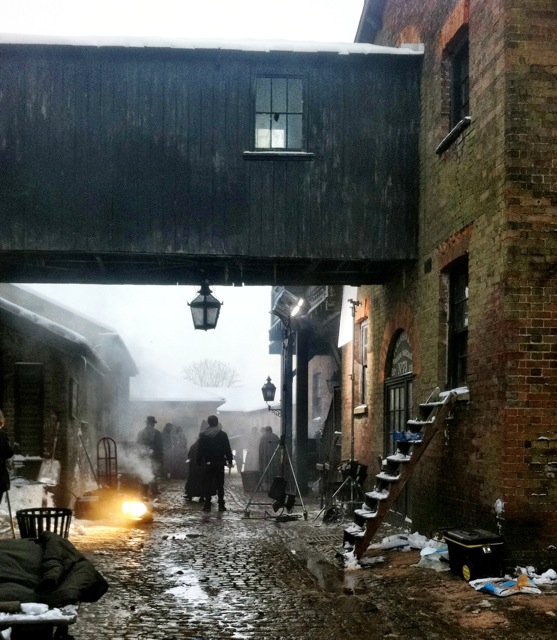 THE SUSPICIONS MR. WHICHER II - Production design - david roger 2 .jpg