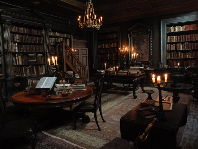 JONATHAN STRANGE - INTERIOR - LIBRARY -  DAVID ROGER DESIGN.JPG