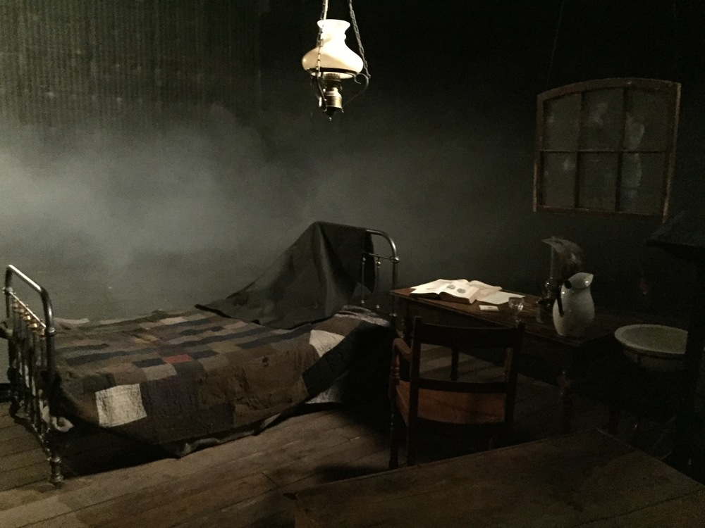 HG Wells - production design - david roger  10.JPG