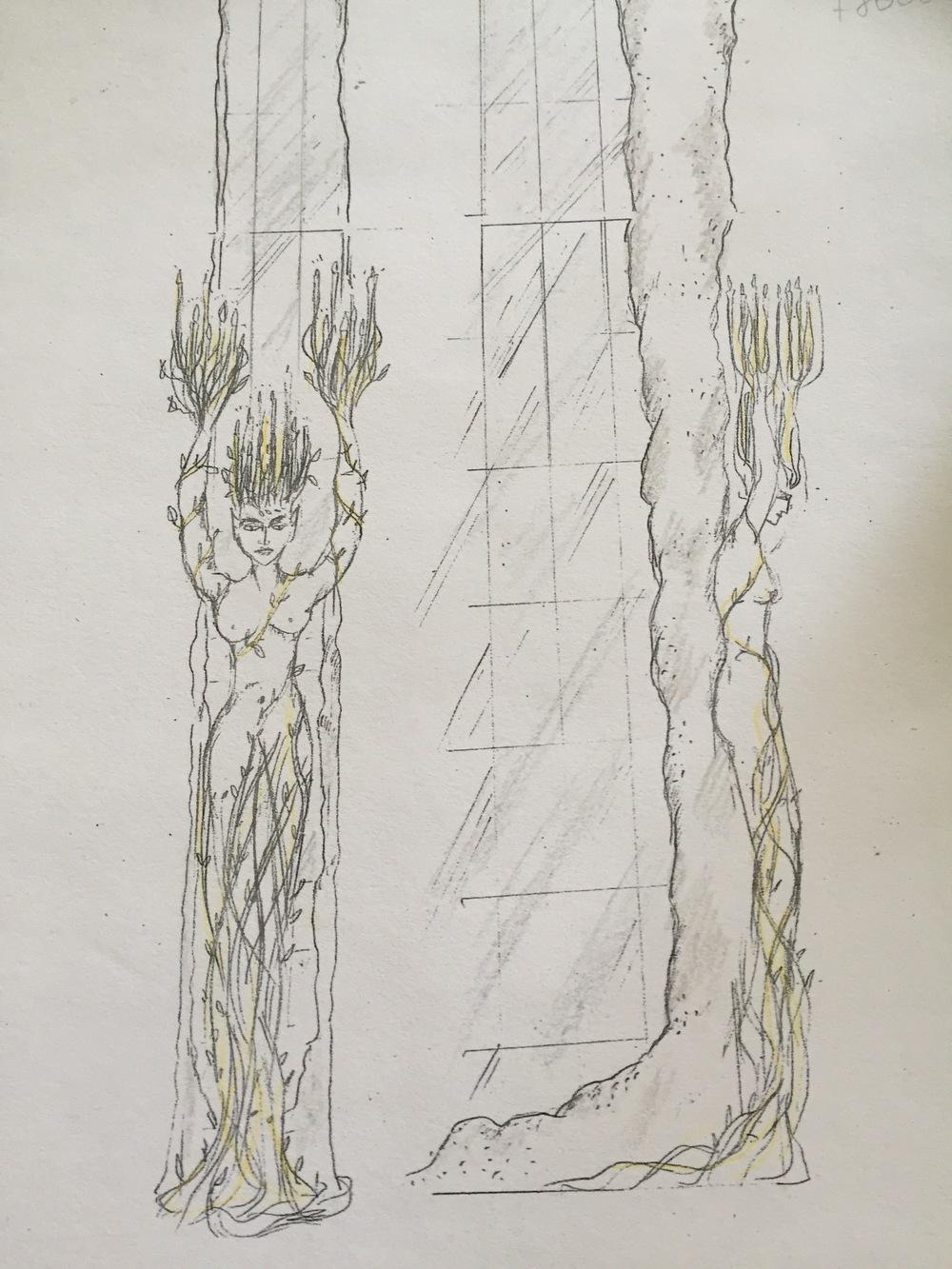 Sleeping Beauty ballet - producction design - David Roger 3.jpg