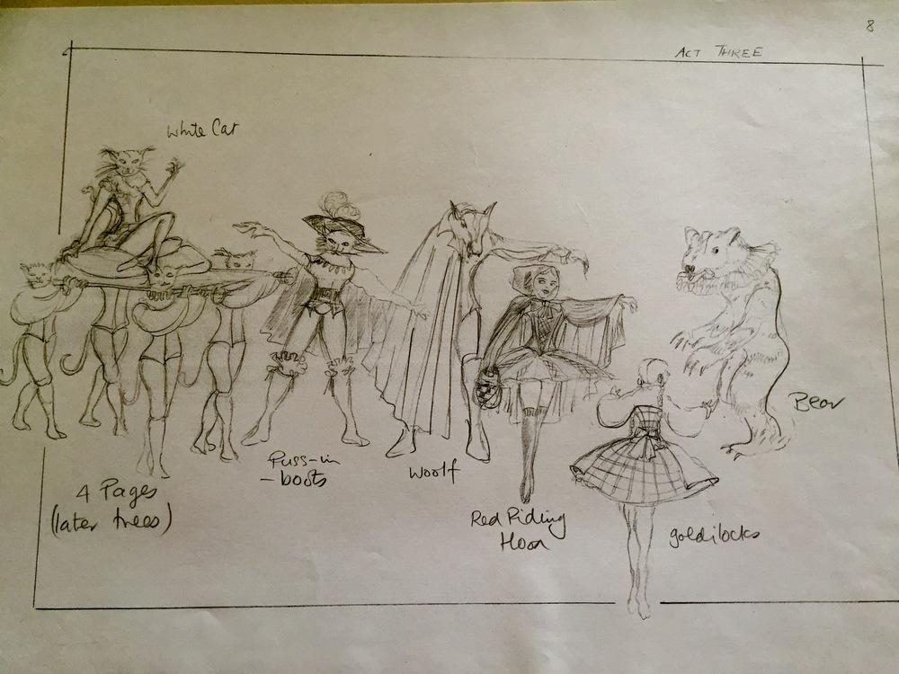 Sleeping Beauty ballet - producction design - David Roger 12.jpg