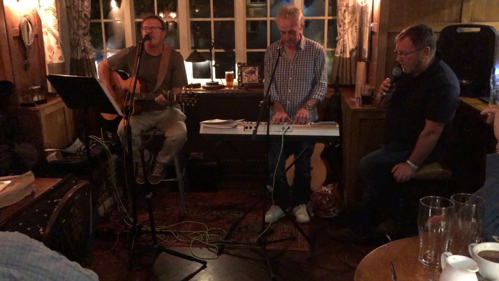 Live Music Nights - £FREEA few locals getting together in the bar (Friday 3rd November) and in the Old Stables (Saturday 23rd December). Come and soak up the atmosphere and and enjoy some food and drink - or even bring along your own instrument. Click here for Video