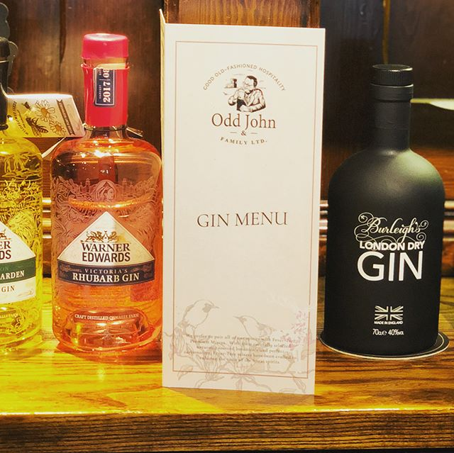 Introducing our new Gin menu. Which gin and tonic combination will be your new favourite? Ours is Warner Edwards Sloe Gin and Fever Tree Lemon Tonic.