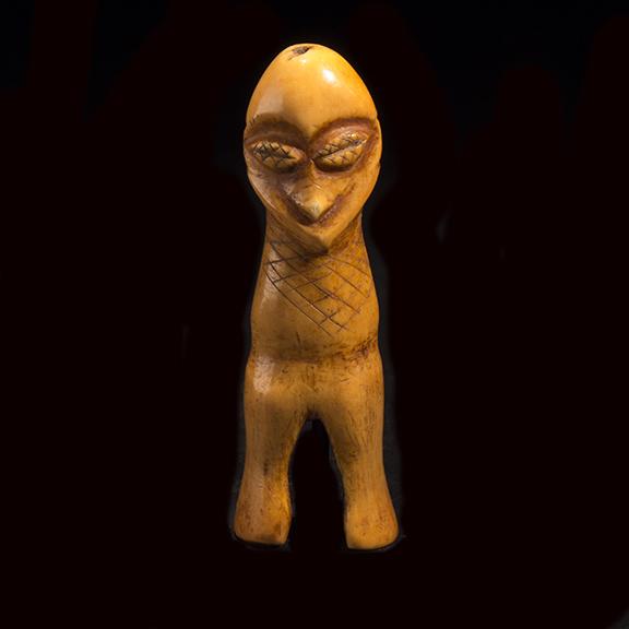 Bwami Society Ivory Figure -9054