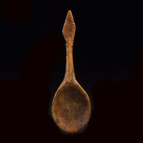 Bwami Society Bone Spoon - 820