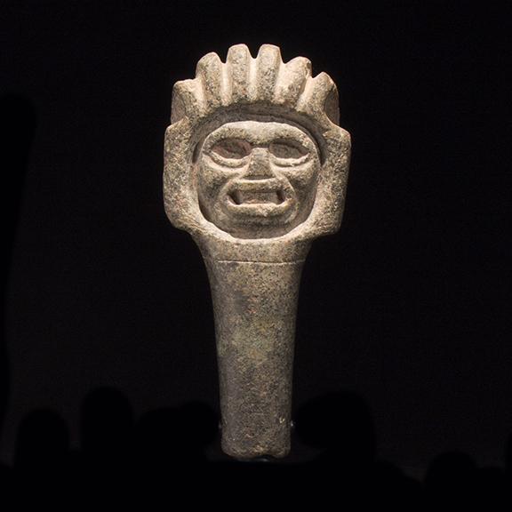 Xochipala Stone Scepter
