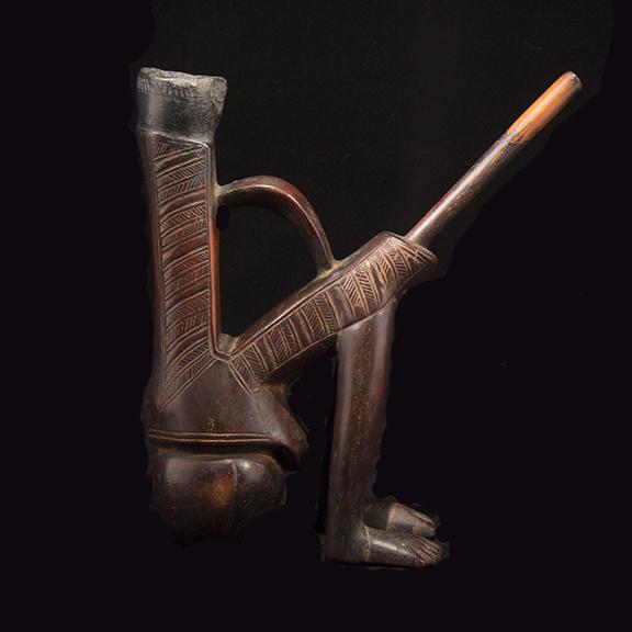 Makonde Pipe (Nyangwa)