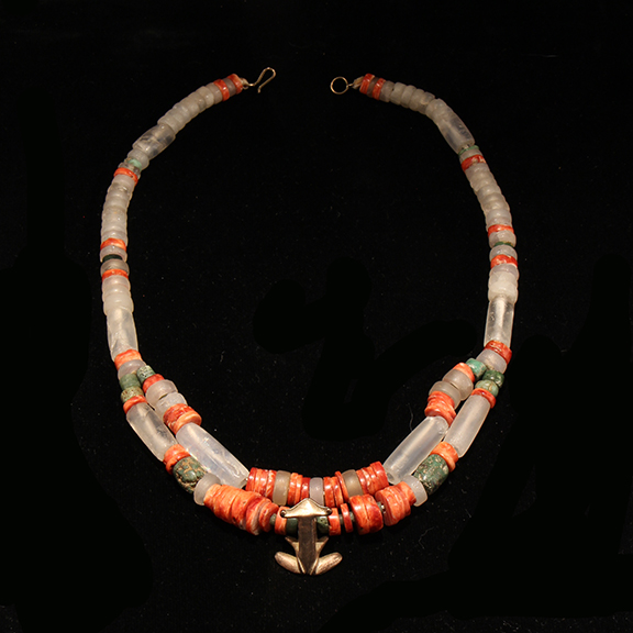 C001 Pre-Columbian necklace