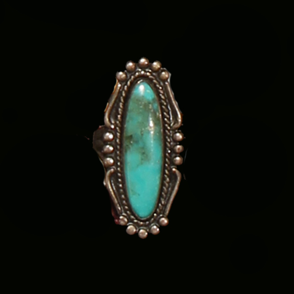 C011 Turquoise Ring