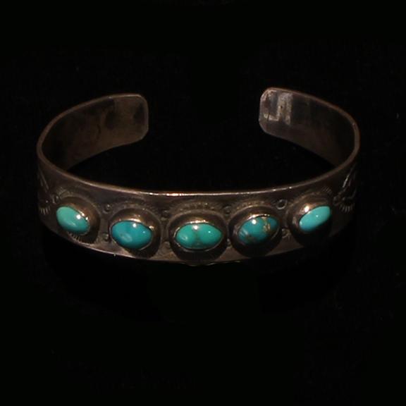 C017 Turquoise Bracelet