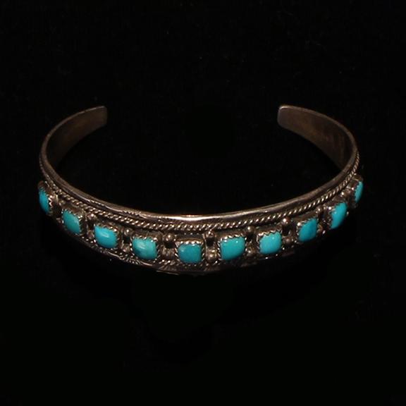 C021 Turquoise  Bracelet