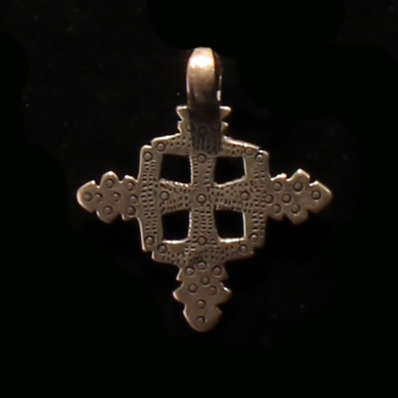 C047 Coptic Cross