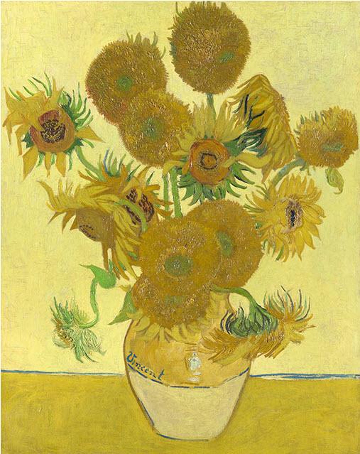 Art and Technology  Sunflowers.jpg